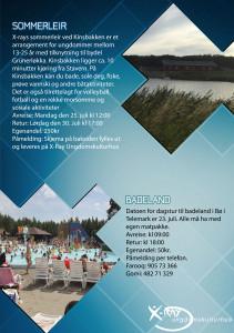 Sommeraktiviteter page 2